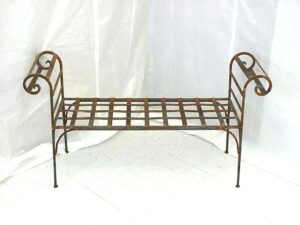 BEN-049 DOUBLE FRENCH BENCH