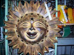 DEC-094 JUMBO MARGARITA SUN FACE