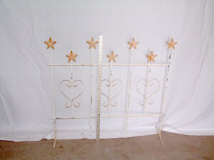 FEN-053 STAR FENCE FREE STANDING