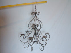 FIR-035 PINE TREE CHANDELIER
