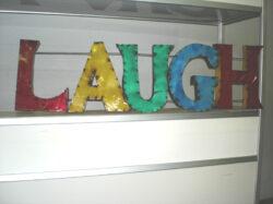 """LET-163 """"3D"""" LAUGH"""