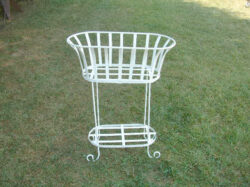 PLS-060 OVAL STRAP PLANT STAND