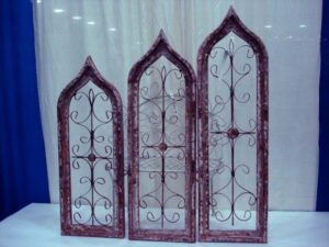 WOOD-412 ALADDIN 3PC  WINDOWS