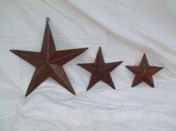 TIN-013 MED TIN STAR 24in