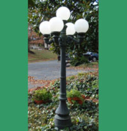 ALP-032 FOUR ARM STANDARD LIGHT