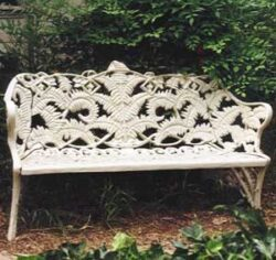 APF-047 FERN BENCH