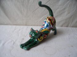 CLY-221 TALAVERA CAT-STRETCHING