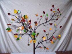 DEC-027 TIN LEAF TREE