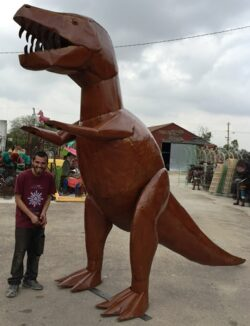 TIN-1030 T-REX 8ft